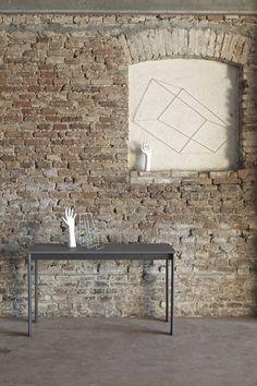 etico plus consolle-tavolo etico plus consolle-table by @Bontempi