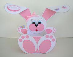 Crafting with Princess Lisa: Cute Bunny Basket