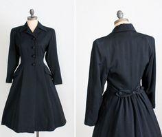 Vintage 1950s coat