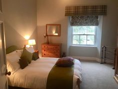 💫ACCOMMODATION💫 The West Wing refurbishment is now complete and the finishing touches are being made to the new bedrooms upstairs! Decor, Upstairs, Bed, Furniture, Bedroom, Home Decor, Refurbishing