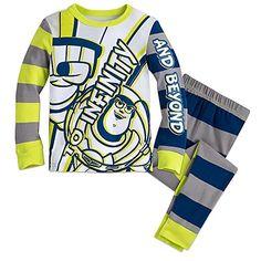 Disney Boys Toy Story Buzz Lightyear PJ PALS Pajamas