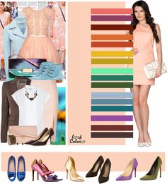 Colour Combinations Fashion, Fashion Colours, Colorful Fashion, Color Trends 2018, Color Me Beautiful, Colourful Outfits, Matching Outfits, Fashion Advice, Color Mixing