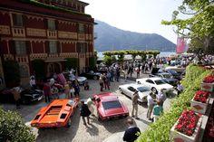 Best memories Concorso di Eleganza Villa D'Este CErnobbio 2012