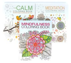 Enter to win The Mindfulness Adult Coloring Book Collection! One lucky winner will receive one Mindfulness Coloring Book, one Meditation Coloring Book, and one Calm Coloring Book. The deadline to enter is March 20, 2016 at 11:59:59 p.m. Eastern Time.