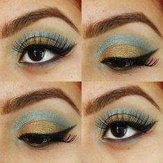 Disney Princess makeup series: Jasmine Follow @jj_artistry on Instagram for more makeup looks !