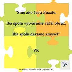 Veronika Košíková: PUZZLE