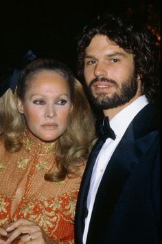 In 1979  Ursula Andress 43 began a relationship with her 28 year old'Clash of the Titans' co-star Harry Hamlin. They becomefirst time parentswith the birth of their son, Dimitri.