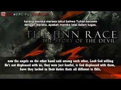 Sejarah Jin dan Iblis Menurut Al-Qur'an dan Hadist The Creation Of Adam, Satan, Jin, Islam, Gin, Demons