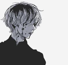 Sasaki Haise ||| Tokyo Ghoul: Re