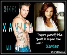 Xavier By MJ Fields release day April 29th!!