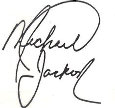 """Michael Jackson: Creative, large than life, but the """"E"""" and """"A"""" in Michael and the """"K"""" in Jackson are very intense"""