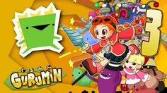 Gurumin - Jelly Roll - Episode 3 - Giant Angry Monsters