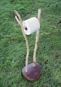 Brandon would love this T.P holder LOL