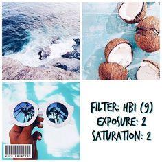 30 VSCO Filters for Summer - VSCO Filter Hacks Vsco Photography, Photography Filters, Tumblr Photography, Vsco Filters Summer, Best Vsco Filters, Free Vsco Filters, Summer Photography Instagram, Photo Instagram, Instagram Feed