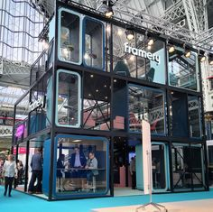 100 Percent Design 2017 at London Design Festival | Creating Happy Offices | Sound Proof Acoustic Phone Booths | Framery UK & Office Blueprint