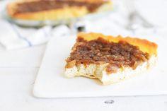 Ταρτα Με Καραμελωμενα Κρεμμυδια | Cool Artisan Pie, Desserts, Food, Pie And Tart, Pastel, Deserts, Fruit Cakes, Pies, Dessert