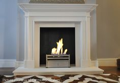 Stunning and Elegant Bio Ethanol Fireplace