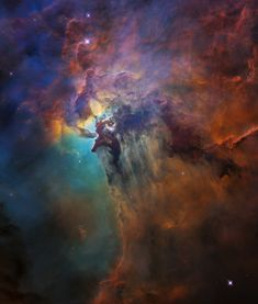 Universo cautivo: 28 años del Telescopio Espacial Hubble y lo celebra con espectacular imagen