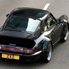 madwhips:  Iconic Porsche 964 Turbo  #Porsche #Porsche911 #PorscheTurbo #MadWhips |Photo:ChrisJunker|