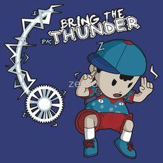 Bring the PK Thunder