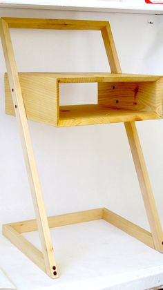 Mobile Side Table. $35.00, via Etsy.
