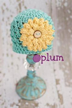 Baby Hat--Free Crochet Pattern