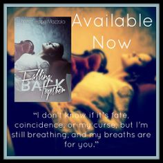Crashing Back Down (Crashing #1) Publication: November 4th 2013 Crashing Back Down is Kristen Hope Mazzola's debut into the literary world. It is a New Adult Novel, with hints of contemporary romance and thriller.
