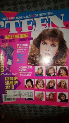 Teen magazine great model search