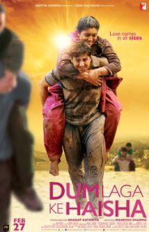 Dum Laga Ke Haisha (2015) Poster