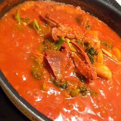 じっくり煮込んでワタリガニのエキスたっぷりで美味♡初めて使ったアンナマンマのトマト&チーズのソース、チーズのいい香りが♪味もまろやかに☆ - 9件のもぐもぐ - ワタリガニのトマトパスタ by mimika