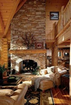 log cabin living room beautiful rooms extremely cozy and rustic cabin style living rooms Log Cabin Living, Log Cabin Homes, Log Cabins, Barn Homes, Cozy Living, Log Cabin Bedrooms, Cabin Beds, Cabin Style Homes, Cabin Fireplace