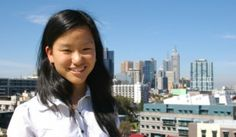 Marita Cheng in Financial Review 100 Women of Influence was also Young Australian of the Year.