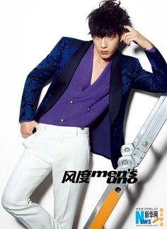 Actor Jing Boran covers Men's Uno magazine | China Entertainment News