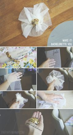 Wordless(ish) Wednesday: My Bachelorette Sister + tutorial - The Paper Mama