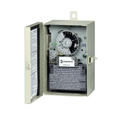 Intermatic Latitude 42 Mechanical Astronomic Time Switch with Nema Steel Enclosure Electrical Switches, Cool Pools, Buy Cheap, Pool Pumps, Steel, Electrical Breakers, Steel Grades, Iron