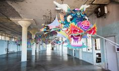 photos of Ai Weiwei's San Francisco Alcatraz exhibition have been released