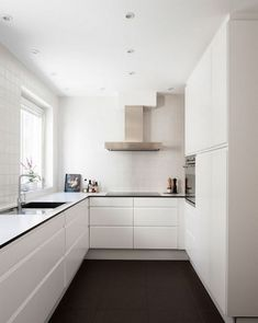 50+ White Kitchen Ideas Small_27