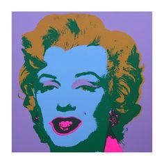 Marilyn Monroe / by Andy Warhol