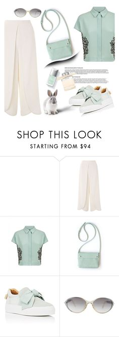 """""""19.05.2017"""" by nazan-m ❤ liked on Polyvore featuring Topshop, Jaeger, BUSCEMI, Christian Dior, Chloé, Dior, chloe, SpringStyle and polyvoreeditorial"""