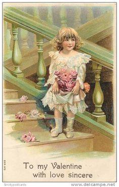old valentine cards