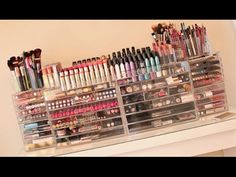 ▶ My Makeup Collection +New Beauty Room! 2014 - YouTube