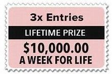 PCH Win 10 Million Dollars Sweepstakes Instant Win Sweepstakes, Online Sweepstakes, Direct Mail Design, 10 Million Dollars, Win For Life, Publisher Clearing House, Winning Numbers, Family Traditions, Michigan