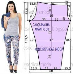 Como hacer pantalones y jumpers para dama05