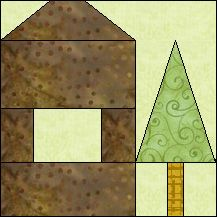 Block of Day for December 09, 2013 - Cabin in the Woods