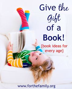 """""""A book is a gift you can open again and again"""" – Garrison Keillor"""