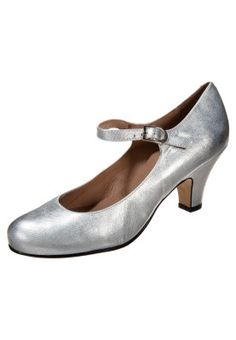 KMB ELIKE - Classic heels - plata for Free delivery for orders over Silver Heels, Cool Boots, Kitten Heels, Footwear, Classic, Clothes, Shoes, Fashion, Silver