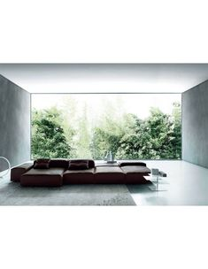 Living Divani Extra Soft bank | Van der Donk interieur