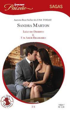 PAIXÃO SAGAS 07 – SANDRA MARTON