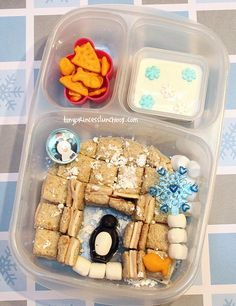 Igloo Bento Lunch! SOOoooo cute!