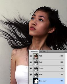5 quick selection tool in Photoshop